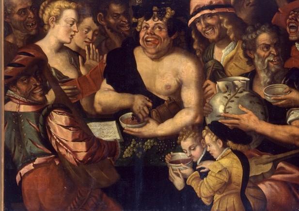 La Grande Bouffe Peintures Comiques Dans L Italie De La Renaissance Heures Italiennes